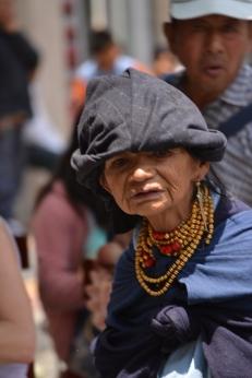 Weathered Otavalenos