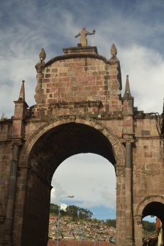 Colonial Arch