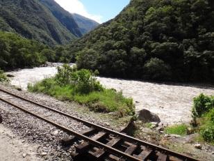 Views along the railway