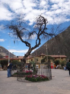 Ollantaytambo Square