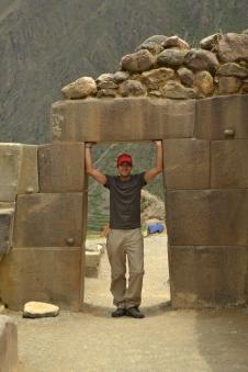 The Incas were short