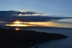 Hamazing sunset