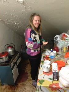 Kitchen Cupboard - Literally!!