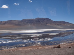 Bus from San Pedro de Atacama to Salta