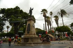 Festive Square