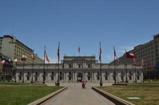 La Moneda- Santiago