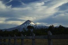 Conguillio Volcano