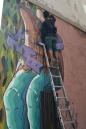 Valparaiso Graffiti Artist