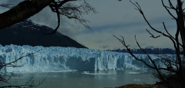 Perito Moreno Glacier Lookout point