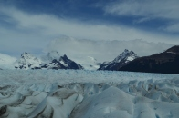 Ice fields