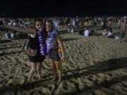 Ipanema beach, Rio Carnival