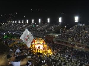 Sambadrome- Rio Carnival