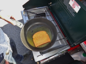 Eggy bread!