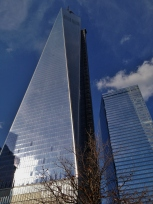 World Trade Centre Memorial Park, New York