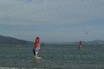 Wind surfing San Francisco