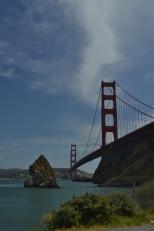 Golden Gate Bridge- Fort Baker