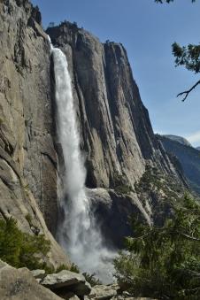 Tallest Falls in N America