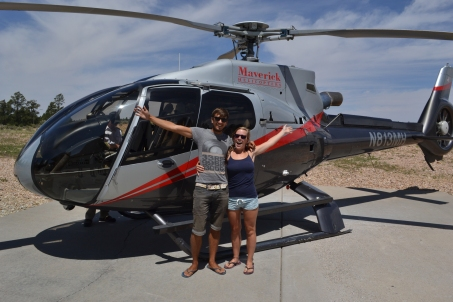 Maverick Helicopter Tour Grand Canyon
