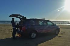 Pismo Beach Driving