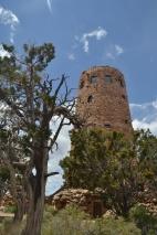 Desert Watch Tower
