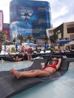 BLVD Pool, Cosmopolitan Vegas