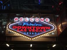 Freemont Street, Vegas